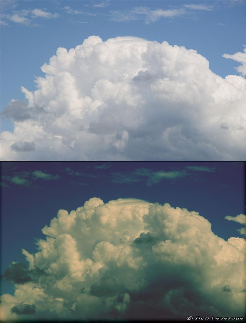Working with clouds #5