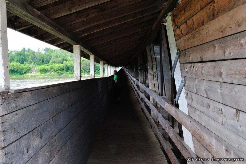 Hartland Covered Bridge 3 of 6