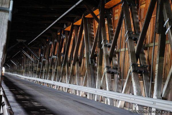 Hartland Covered Bridge 4 of 6