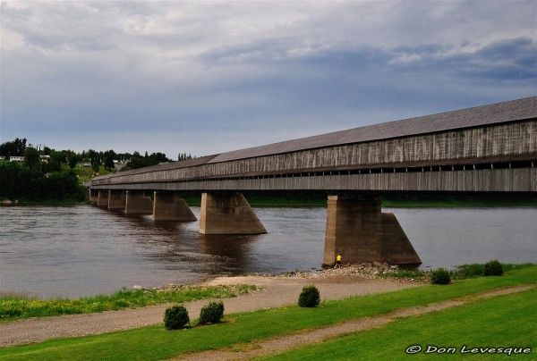 Hartland Covered Bridge 6 of 6