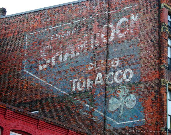 Shamrock Plug Tobacco