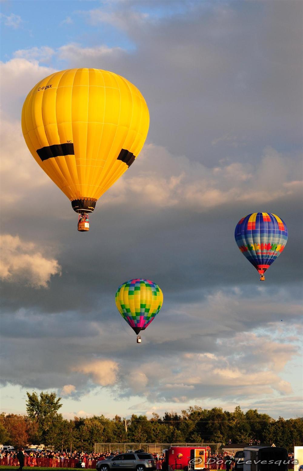 The Last Balloons