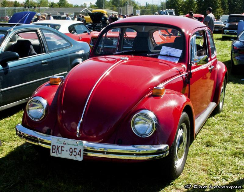 '71 Beetle