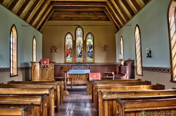 Small chapel   hdr