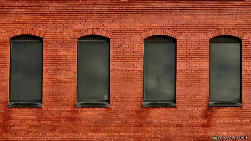 Glazed windows