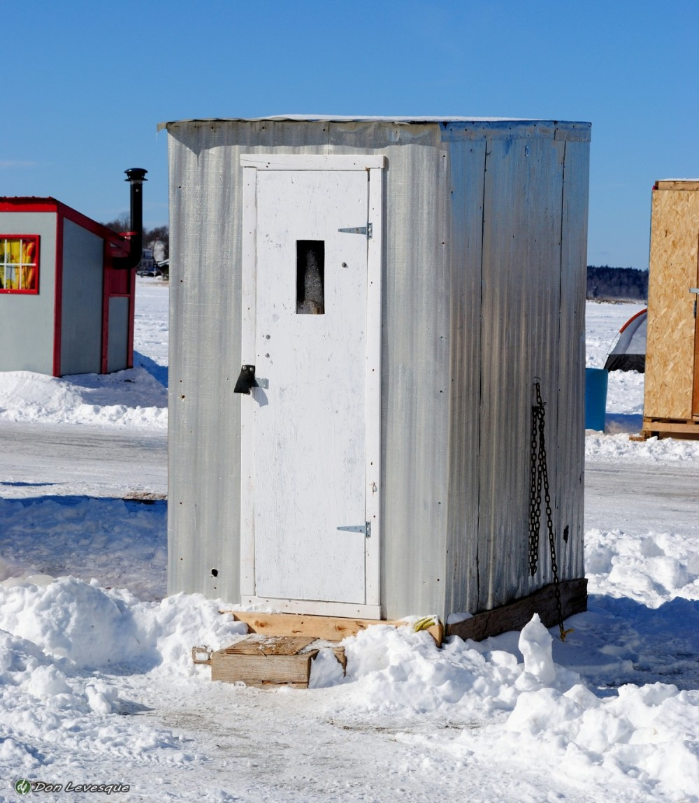 Ice hut #1