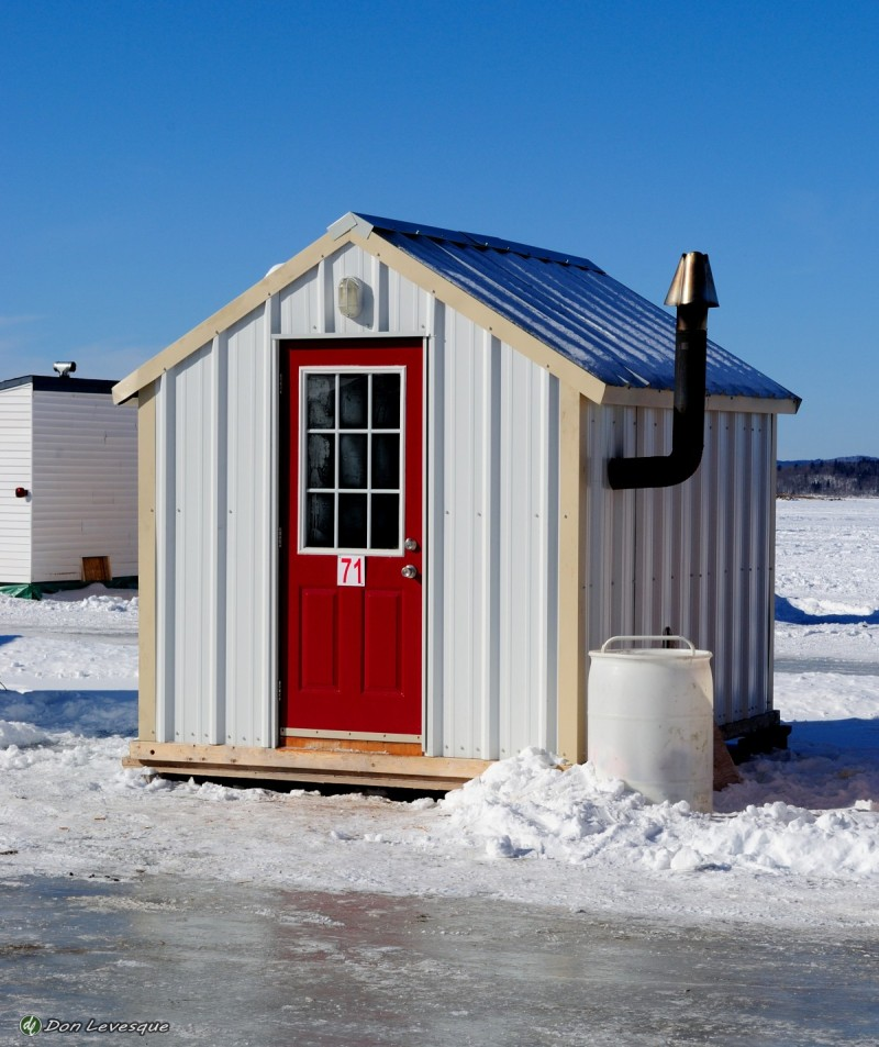 Ice hut #3