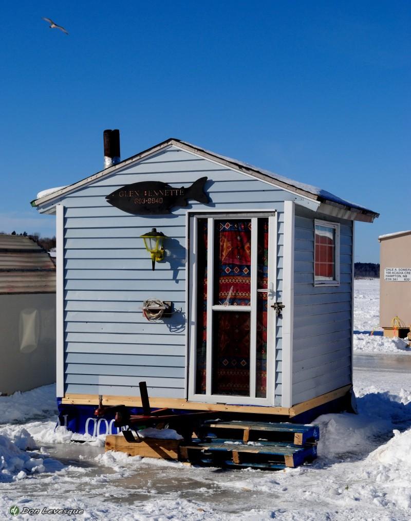 Ice hut #4