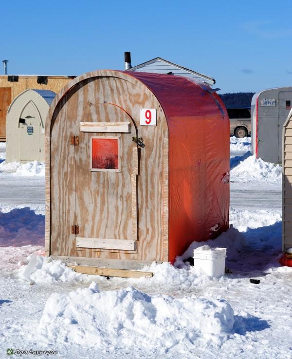 Ice hut #5
