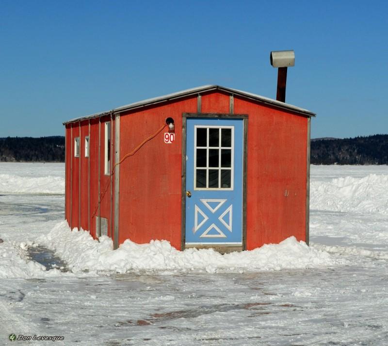 Ice hut #6