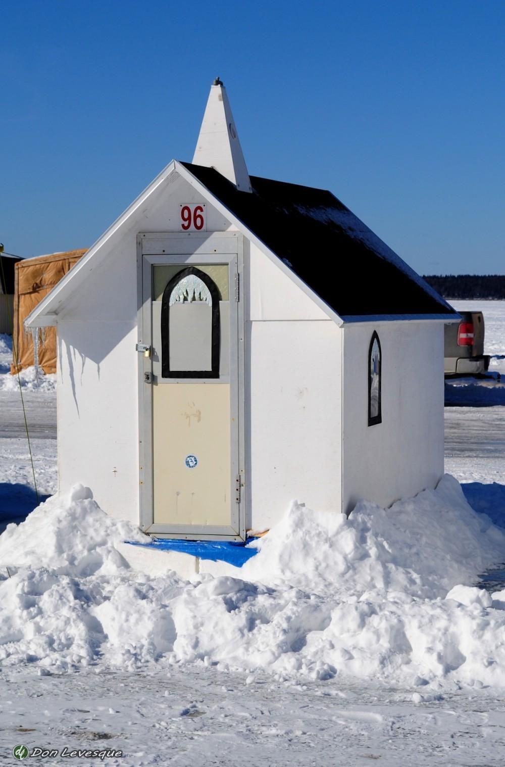 Ice hut #7