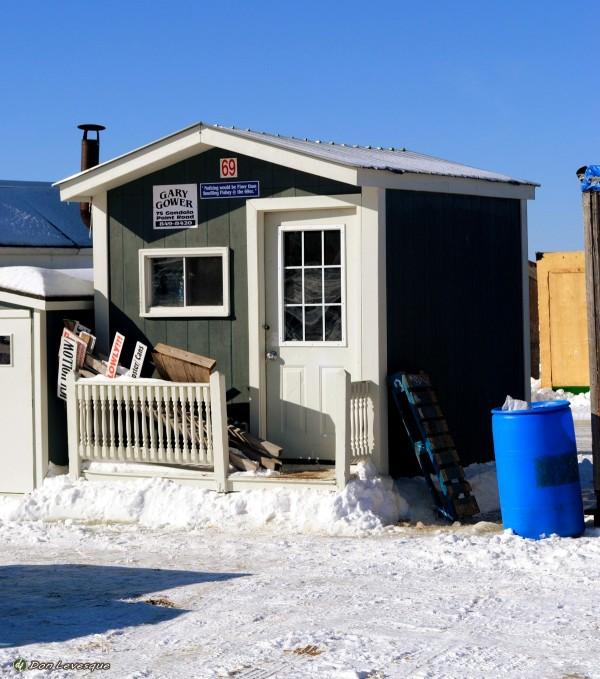 Ice hut #8