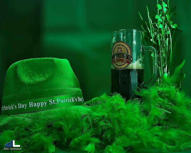 Happy St Patrick