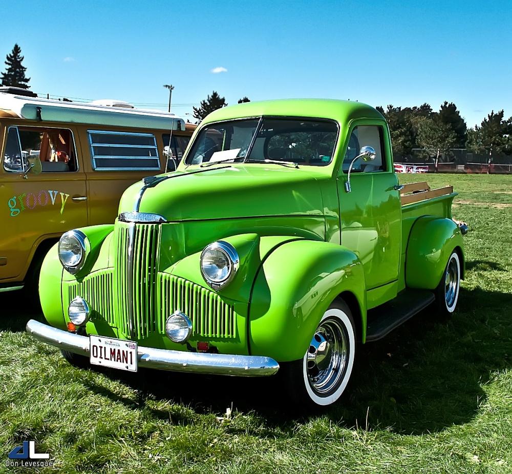 '45 Studebaker