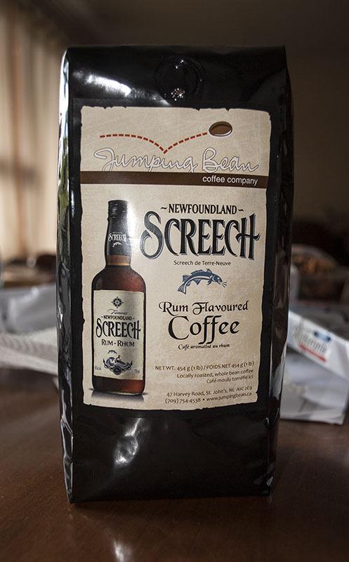 Screech Coffee