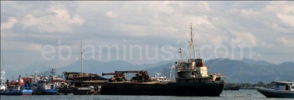 Port de Cap Haïtien - Haïti