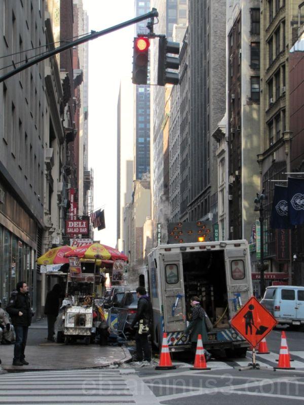 NY street - NY