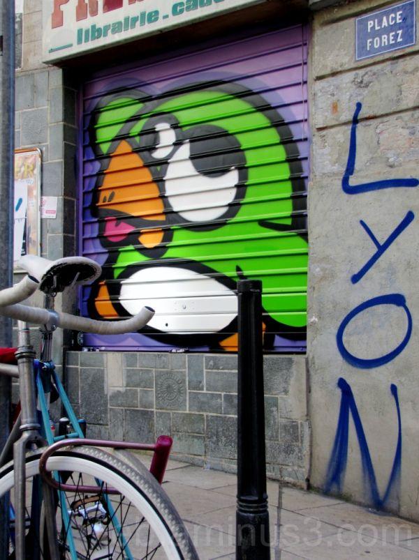 Mister Penguin - Lyon