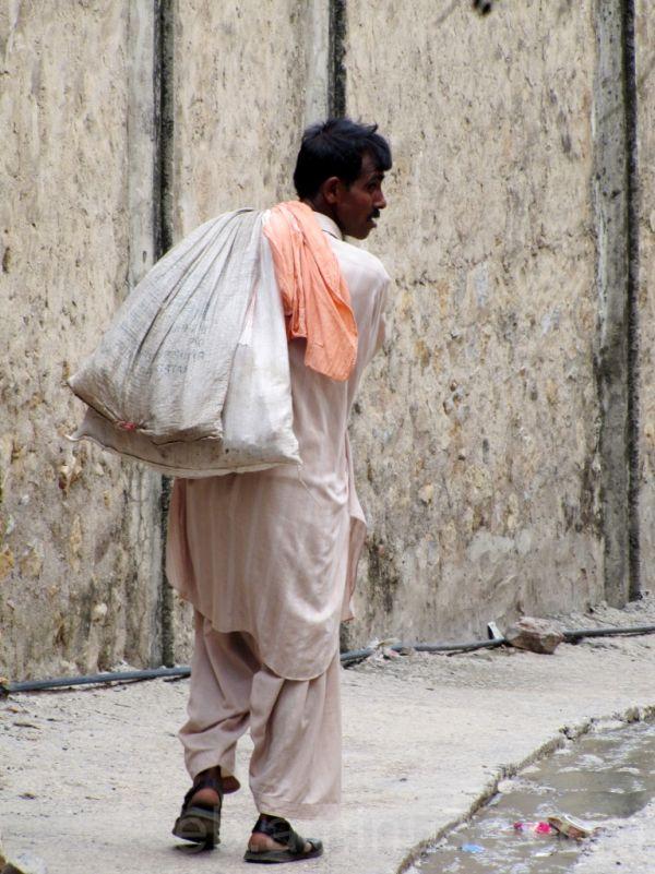 Walking around - Pakistan