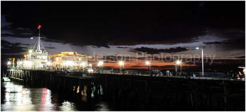 Santa Monica Pier Harbor Station