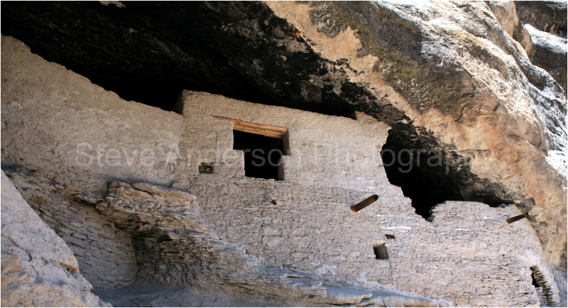 Gila Cliff Dwellings, Gila National Forest