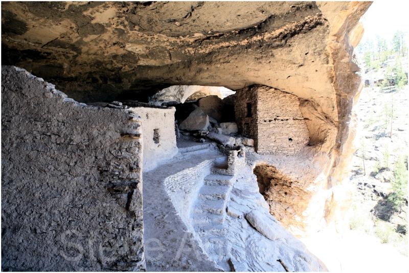 Gila Cliff Dwelling