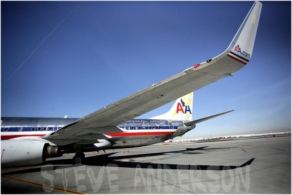 AA 737 Section