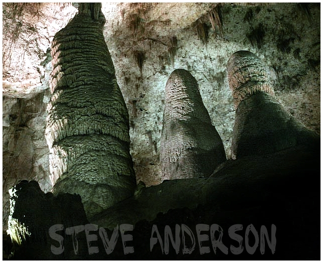 Carlsbad Cavern Adventure