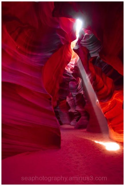 Image of Antelope Canyon (Upper) #2