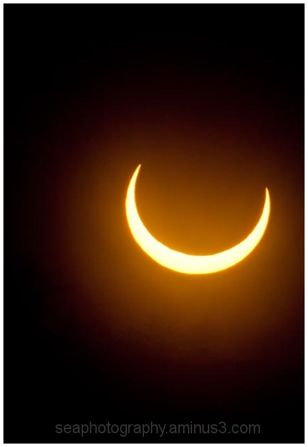 Annual Eclipse 20May12