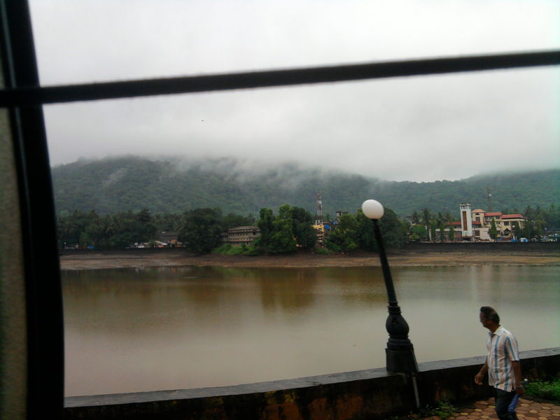 Sawantwadi lake@Konkan