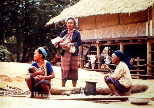 Hilltribes , Laos
