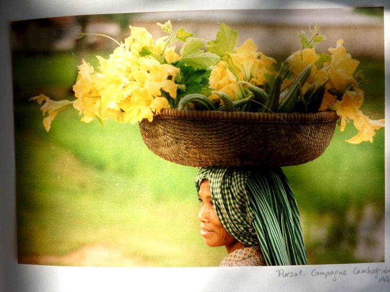 Khmer woman