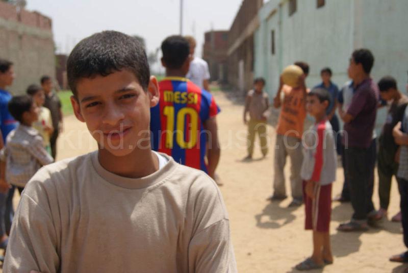 Football in Abu El Sir