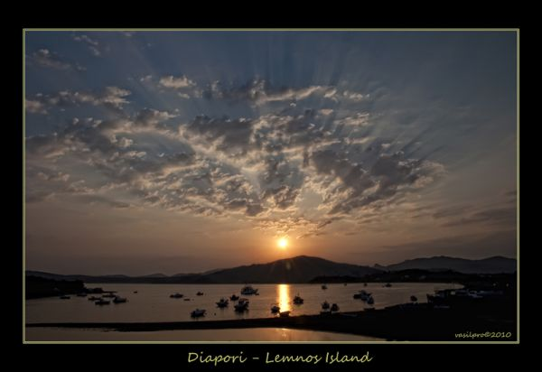 Diapori - Lemnos Island