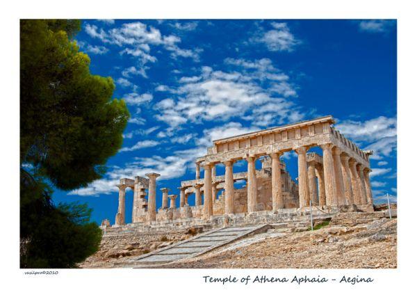 Temple of Aphaia Athena