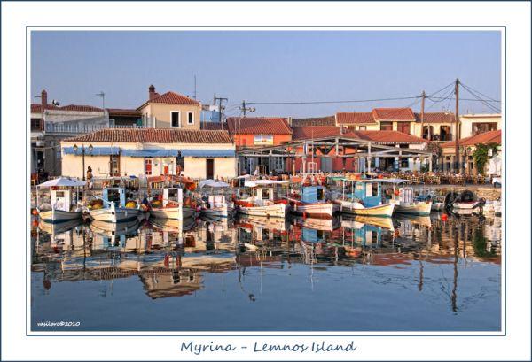 Myrina - Lemnos Island