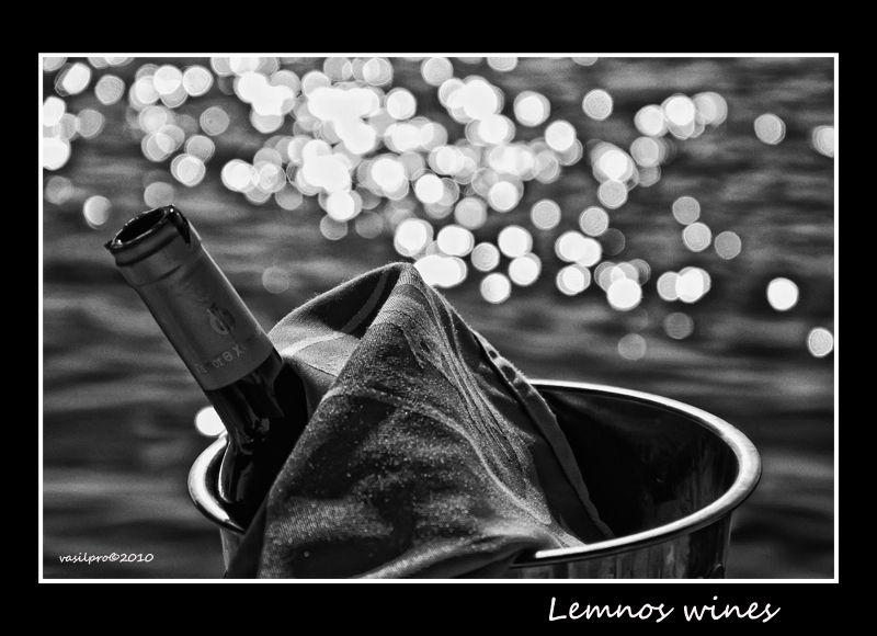 Lemnos wines