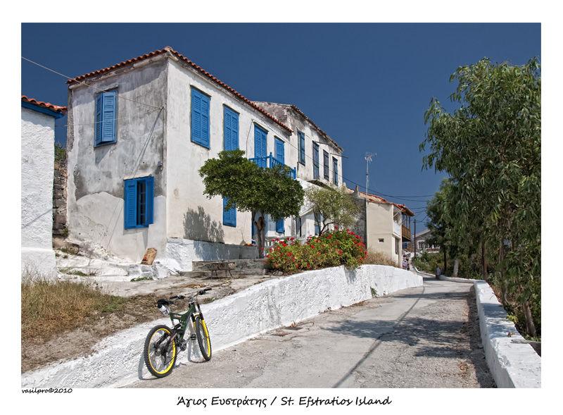 Agios Efstartios Island