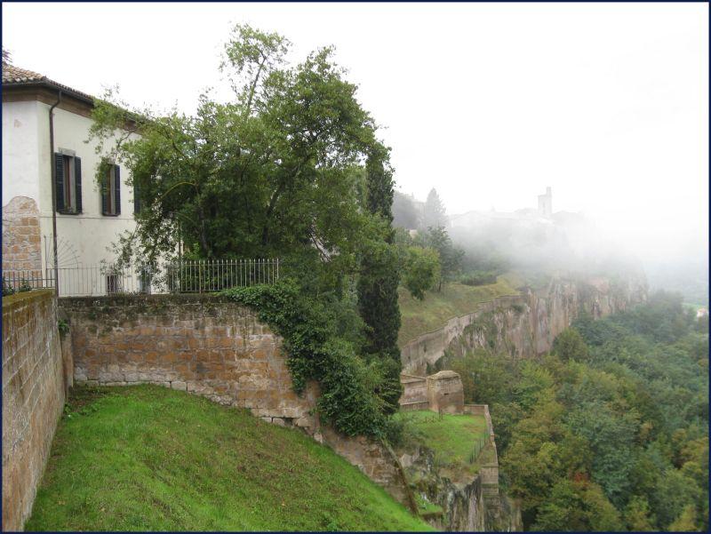 Orvieto Italy rural view