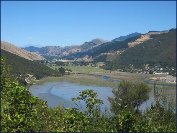 Queen Carlotte Sound New Zealand