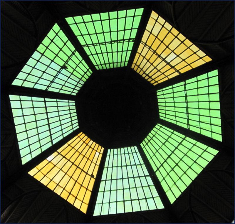 lead skylight Milano Italy