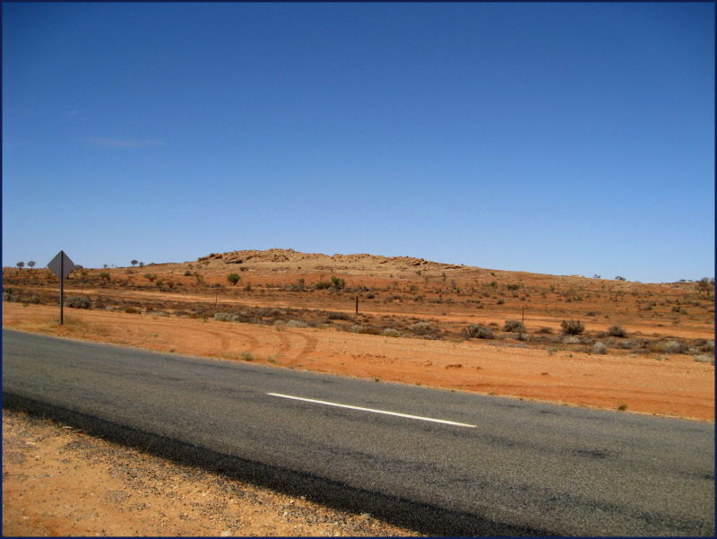 road to Broken Hill
