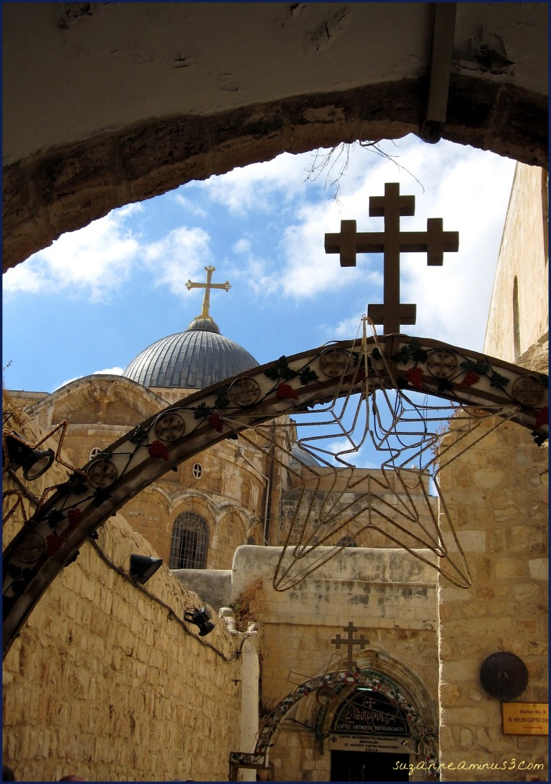 church in Old Jerusalem