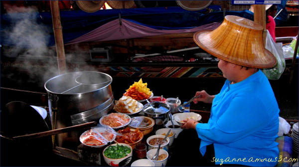 Best and most famous noodles in Bangkok Thailand