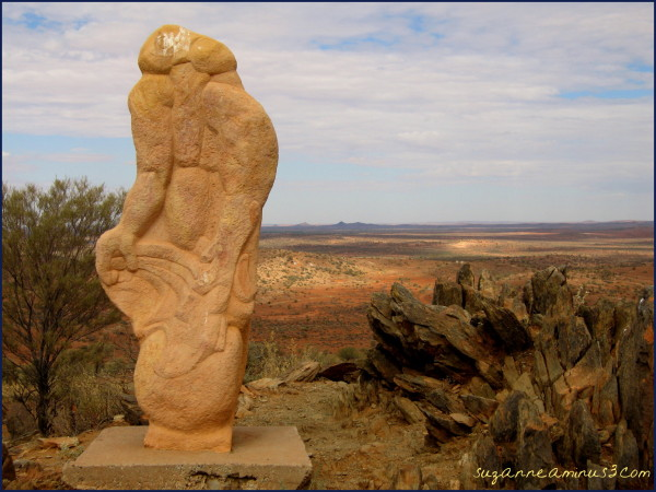 Brokenhill,sculpture,Symposium,1992