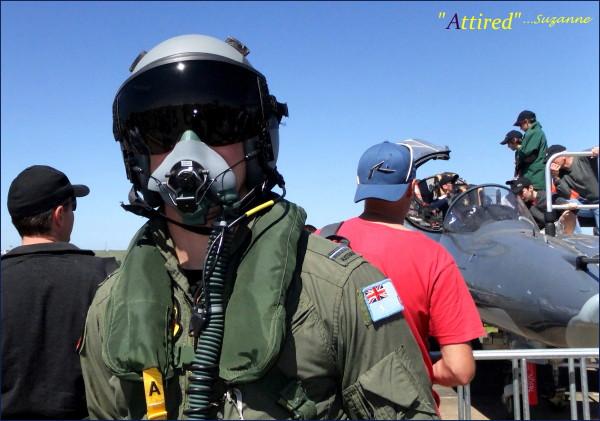 Pilot; Australian airforce
