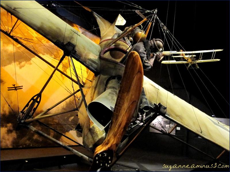 Aviation, Heitage, Display, WWI<, NZ