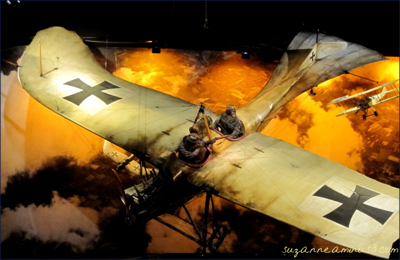 Avitation,WWI, Heritage, display