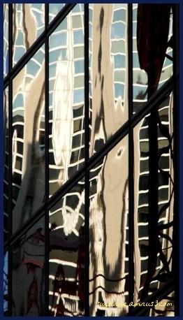 image, building, reflections, paris france